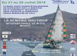 la 12ème édition de la Semaine nautique internationale (SNIM) de M'diq