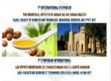 Symposium international sur les effets bénéfiques de l'huile d'Argan. Ed.1