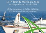 Tour du Maroc à la voile