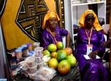 انطلاق أشغال مؤتمر النساء الحرفيات الإفريقيات - الدورة الأولى-
