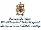 Ministère de l'Education Nationale, de la Formation Professionnelle, de l'Enseignement Supérieur