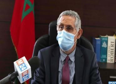 M. Boukouss:L'IRCAM a réussi un bilan