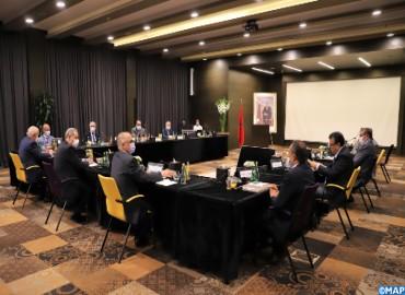 El Pacto Nacional para el Desarrollo en el centro de una reunión de la CSMD con los partidos represe