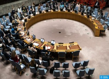 UN: Security Council Holds Closed-door Consultations on Moroccan Sahara Issue