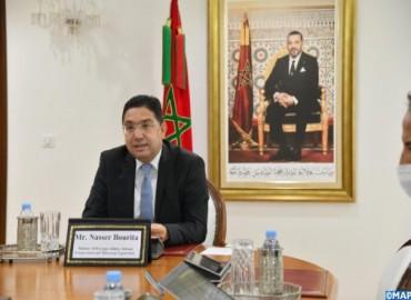 السيد بوريطة : المغرب يدعو إلى سياسة إفريقية مشتركة لفائدة المغتربين