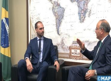 Sahara marocain: la Commission des AE de la Chambre des députés du Brésil soutient le plan d'autonom