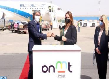 Llegan a Marrakech los primeros vuelos comerciales directos desde Tel Aviv