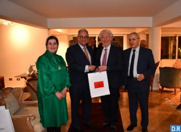 Investment Opportunities in Morocco Presented to Chilean Businessmen