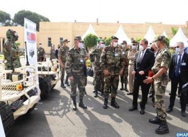 Les Forces Armées Royales (FAR) ,un leader régional dans la lutte contre les menaces nucléaires, rad