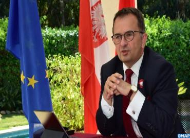 Le Maroc a affiché en 2020 un excédent commercial avec la Pologne de près de 180 M$ (ambassadeur pol