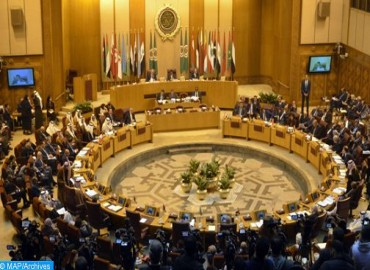 Ouverture de la réunion d'urgence des ministres arabes des AE pour l'examen de l'évolution de la sit