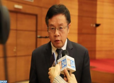 Chinese Ambassador to Morocco Highlights Excellent Bilateral Political Relations