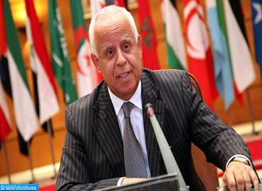M. Loulichki:Le multilatéralisme est le seul processus capable de tempérer les relations internation