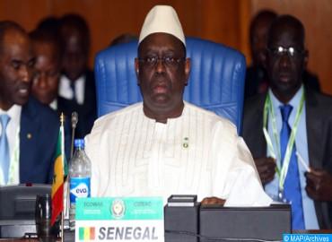 Guerguarat: Senegalese President Praises Morocco's 'Sense of Moderation and Restraint'