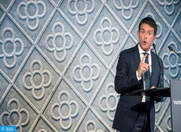 Manuel Valls:Le polisario est impliqué dans