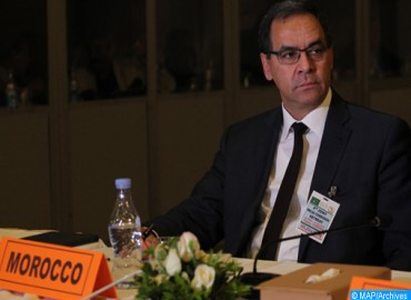 AU Permanent Representatives Committee Holds 41st Ordinary Session with Participation of Morocco