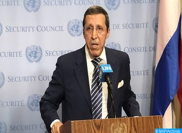 UN: Hilale Presents to Member States in New York and Geneva Challenges GA First Committee