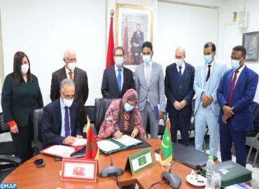Rabat-Salé-Kénitra and Nouakchott Regions Sign Framework Partnership Agreement