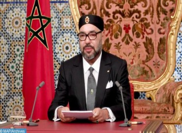 HM the King to Deliver Speech Friday at Opening of 1st Session of 1st Legislative Year of 11th Legis