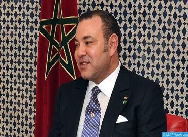 SM le Roi félicite le Président de Guinée-Bissau à l'occasion de l'anniversaire de l'indépendance de