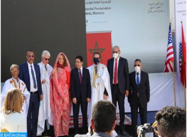 Visit of US Delegation to Moroccan Sahara Shows Depth of Bilateral Relations (Pdt of Moroccan Jewish
