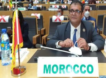 El Consejo Ejecutivo de la UA inicia su 39ª sesión ordinaria con la participación de Marruecos
