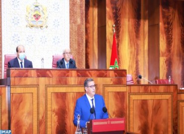 Government Program: Priority Given to Strengthening Pillars of Welfare State (Akhannouch)