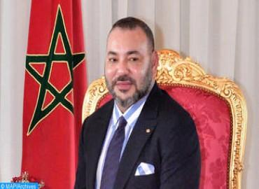 SM le Roi félicite le Président égyptien à l'occasion de la commémoration de la Révolution du 23 jui