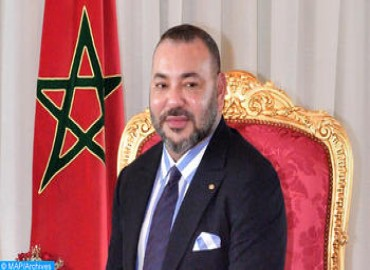 HM the King Congratulates Democratic Republic of Congo Pres. on Independence Day