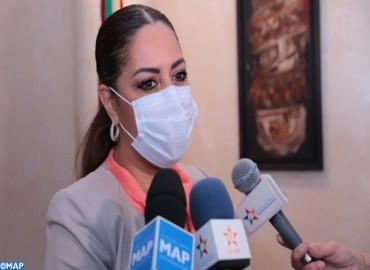 Mme Nouzha Bouchareb