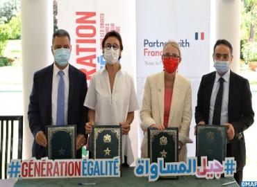 Signature à Rabat d'une lettre d'entente pour renforcer le partenariat sur la budgétisation sensible