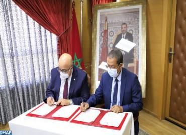 La recherche médicale au cœur d'une convention entre l'université Mohammed V de Rabat et le CHU Ibn