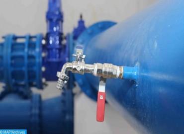 L'ONEE renforce la production d'eau potable de la ville d'Azrou