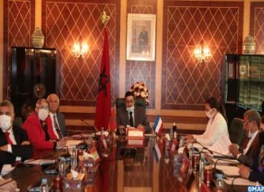 Cámara de Consejeros: El grupo de amistad Marruecos-Francia llama a la apertura de una representació