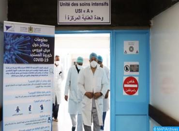 L'hôpital Ibn Sina n'a jamais suspendu l'hospitalisation des cas graves ou urgents