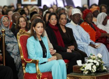 صاحبة السمو الملكي الأميرة للامريم تترأس افتتاح المؤتمر الدولي حول