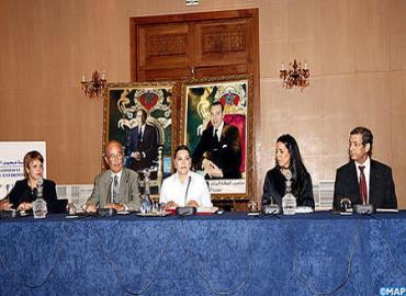 HRH Princess Lalla Hasna Chairs Meeting Of Monitoring Committee Of Program For Protection Of Marrakech Palm Grove