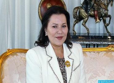 SAR la Princesa Lalla Hasnaa se reúne en Nueva York con el administrador del PNUD