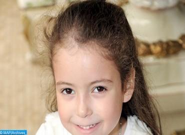 10ème anniversaire de SAR la Princesse Lalla Khadija