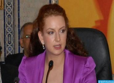 صاحبة السمو الملكي الأميرة للا سلمى تشارك بمونتيفديو في أشغال المؤتمر العالمي لمنظمة الصحة العالمية حول الأمراض غير المعدية