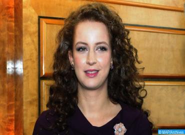 صاحبة السمو الملكي الأميرة للاسلمى تعطي بالرباط انطلاقة الحملة الوطنية للتحسيس بالكشف المبكر عن سرطان الثدي