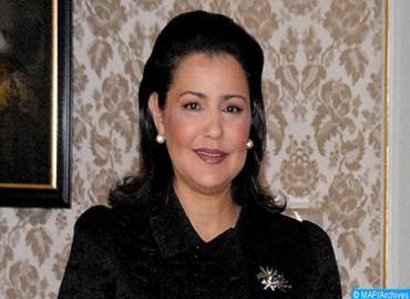 SAR la Princesa Lalla Meryem preside la ceremonia de firma de cinco convenios de asociación en al ámbito de la seguridad vial