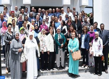 HH Princess Lalla Zineb Chairs Ordinary GA Meeting of Moroccan Child Protection League