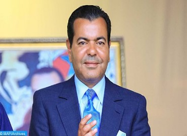 HRH Prince Moulay Rachid Arrives in Jeddah to Represent HM the King in Arab and Islamic Summits