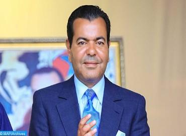 SAR el Príncipe Moulay Rachid llega a Yeda para representar a SM el Rey en las Cumbres Árabe e Islámica