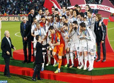 Hrh crown prince moulay el hassan chairs club world cup final - La coupe du monde des clubs ...
