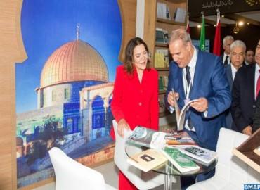 SAR la Princesa Lalla Hasnaa preside en Casablanca la apertura de la 26ª edición del Salón Internacional de la Edición y del Libro