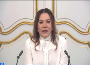 SAR la Princesse Lalla Hasnaa participe à travers un message-vidéo à la Conférence mondiale de l'UN