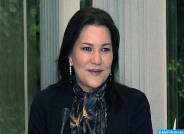 Le peuple marocain célèbre l'anniversaire de SAR la Princesse Lalla Hasnaa