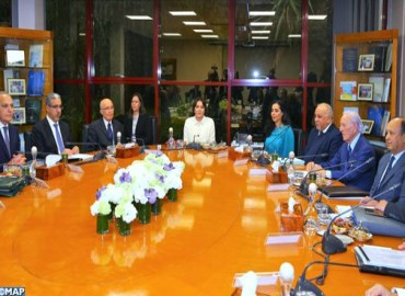 HRH Princess Lalla Hasnaa Chairs Board of Mohammed VI Foundation for Environment Protection